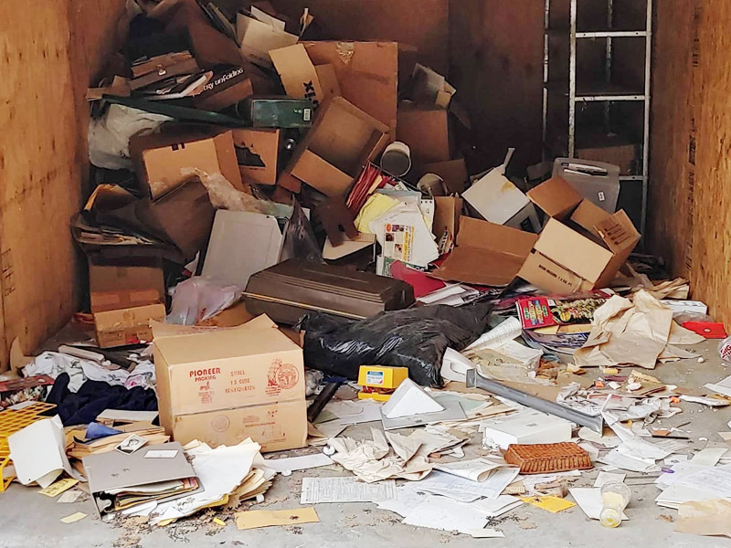 Residential Junk Removal Services